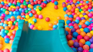ball pool area